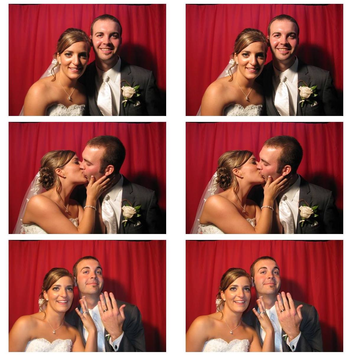 Photo Booth Rental Green Bay Wi Bride and Groom Photo